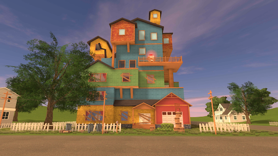 Дом злого соседа